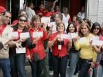 El PSUV se financia con los aportes de la militancia revolucionaria