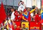 57% dijo que Chávez atendería mejor los problemas de los más pobres