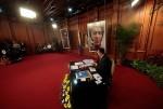 Chávez presentó el rostro en 3D del Libertador Simón Bolívar