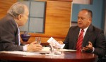 Cabello fue entrevistado por el periodista Carlos Croes, de Televén