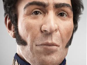 He aqu el rostro en 3D del Libertador Simn Bolvar  PSUV