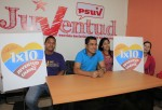 La JPSUV cumplió la tarea en las jornadas Anótate con Chávez