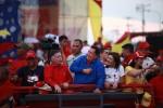 Chávez aseguró que Venezuela más nunca será gobernada por la burguesía apátrida.