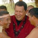 Los pueblos indígenas apoyan al Candidato de La Patria: Hugo Chávez