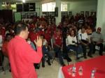 Alexis Ramírez resaltó la dignidad revolucionaria del pueblo de La Azulita, de Mérida.
