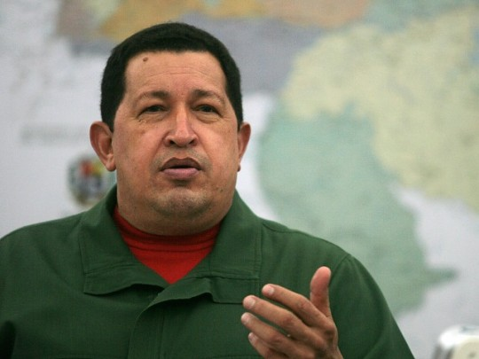 El mundo se activó en las redes sociales para apoyar a Chávez