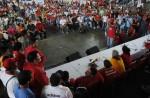 Aristóbulo Istúriz sostuvo este sábado, un encuentro con la Juventud de la entidad.