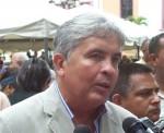 Comandante Wilmar Castro Soteldo, candidato por la reelección a la gobernación del estado Portuguesa.