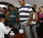 Carabobo ejercen derecho al voto.