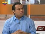 El diputado Méndez recordó que la propuesta de Ley de Endeudamiento para el ejercicio fiscal 2013 está definida para la atención de cuatro aspectos clave de desarrollo social