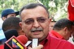 Ramón Carrizales, candidato por el PSUV a la gobernación de Apure