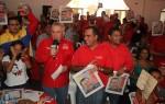 Candidato del PSUV a la Gobernación de Nueva Esparta, Carlos Mata Figueroa, y ministro de Turismo, Alejandro Fleming, encabezaron debate público del Proceso Constituyente.