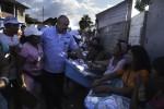 Francisco Ameliach dijo que no caerá en triunfalismos y  continuará trabajando con sus recorridos en las comunidades / Foto: Prensa CCC.