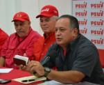 Cabello informó que los jefes de patrullas del PSUV serán supervisores de obras en Venezuela.
