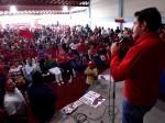 Un ejército revolucionario y disciplinado se comprometió con Alexis Ramírez para garantizar su triunfo el 16-D / Foto: Prensa PSUV