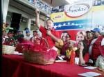 Reinauguración de la industria socialista láctea, Insolac en el municipio Colón