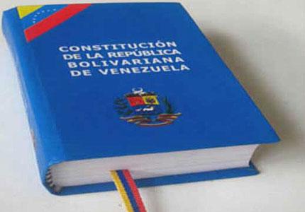 15 De Diciembre Hace 13 Años Se Aprobó La Constitución De