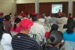 Trabajadores del Ministerio de Agricultura y Tierras en el estado Trujillo discutieron el Programa de la Patria 2013-2019