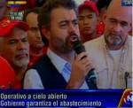 Marcelo Resenda de Souza, representante de FAO en Venezuela / Foto: Captura VTV.