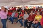 Rodríguez Chacín en asamblea con campesinos y campesinas del corazón de Venezuela / Foto: Luis Molina.