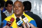 Yuri Quiñones, vicepresidente de la región centro occidental de la JPSUV
