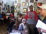 Asamblea de UBC centro redoma Calle Italia / Foto: Prensa PSUV.