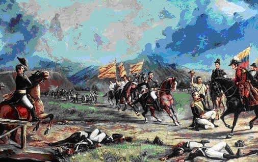 Dibujos de la batalla de la victoria - Imagui