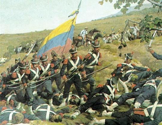 24 de junio 192 aos de la Batalla de Carabobo  PSUV