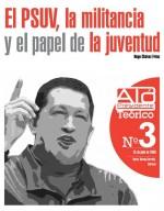 El PSUV, la militancia y el papel de la juventud