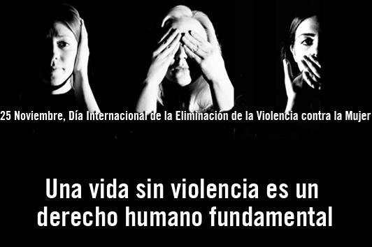 Violencia contra la mujer, problemática que urge erradicarla