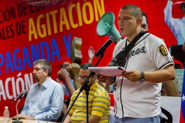 Foto: Prensa PSUV / Irene Echenique