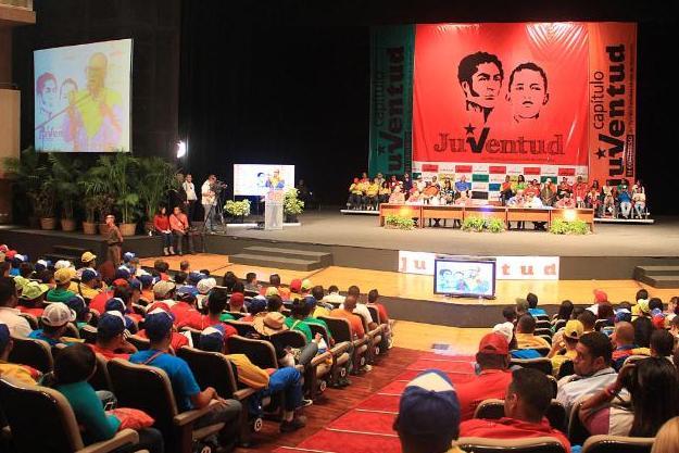 Fotos: Prensa PSUV / Ernesto Morgado