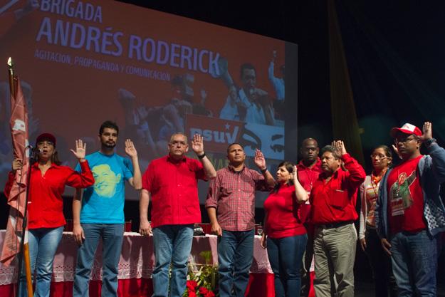 """La Brigada lleva el nombre de 'Andrés Roderick' en honor al impresor notable y fundador del """"Correo del Orinoco"""""""
