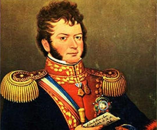 Resultado de imagen para Bernardo O'Higgins en lima