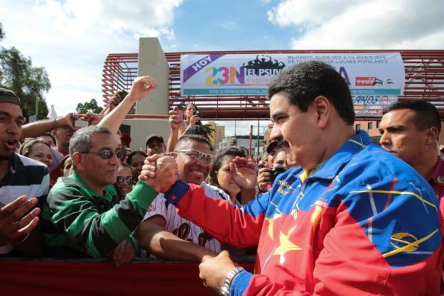 Fotos: Prensa Presidencial, AN y Gobernación de Aragua