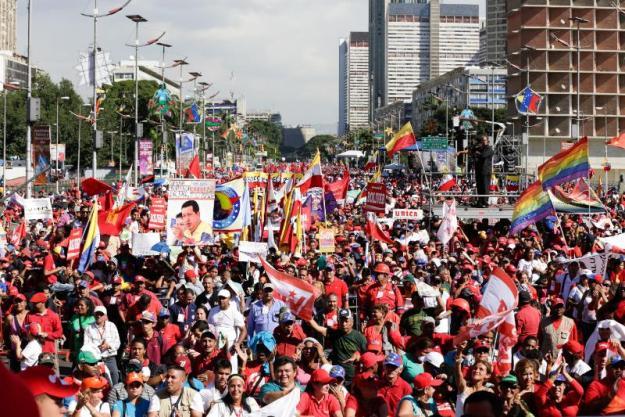 Fotos: Prensa PSUV / Prensa presidencial