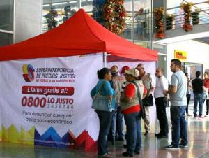 Foto: Prensa Sup. Precios Justos