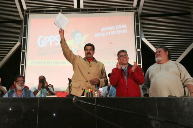 Foto: Prensa Preidencial