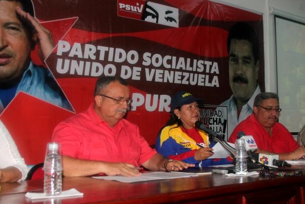 Foto: PSUV Apure