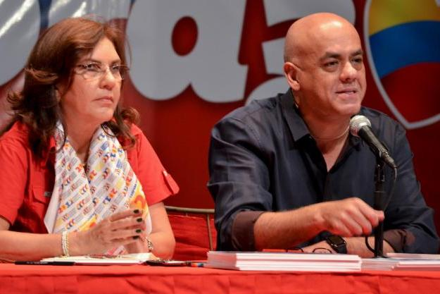 Foto: Prensa PSUV Jesus Vargas