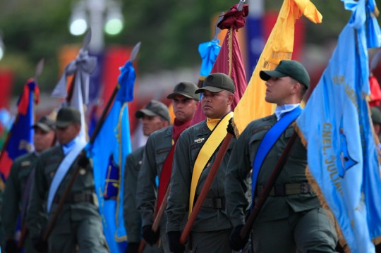 Desfile Cívico Militar