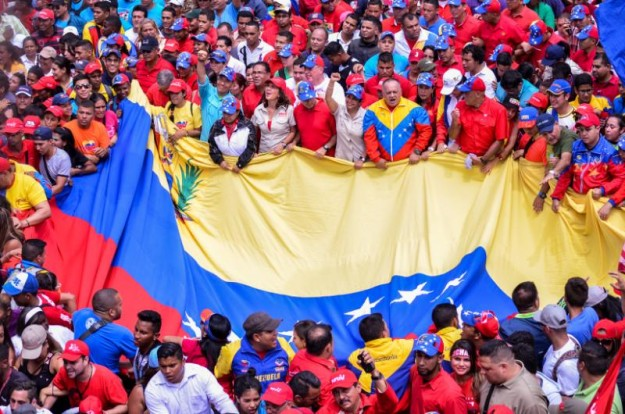 Fotos: Prensa PSUV / Jesús Vargas