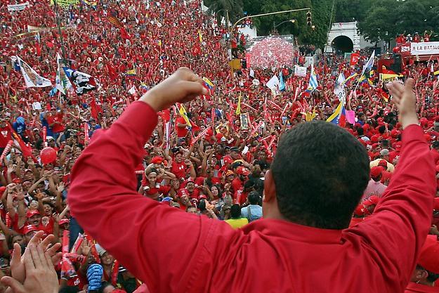 Comandante Chávez