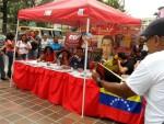 Fotos: Comando de Campaña Robert Serra