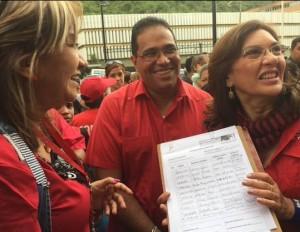 Foto: PSUV Caracas