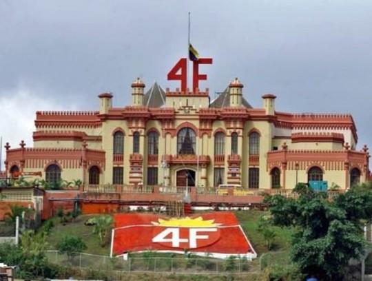 Cuartel 4F