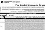 Plan de Administración de Carga