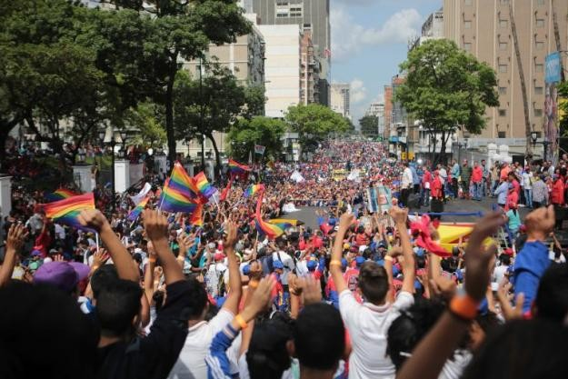 Fotos: Prensa Presidencial / Agencias