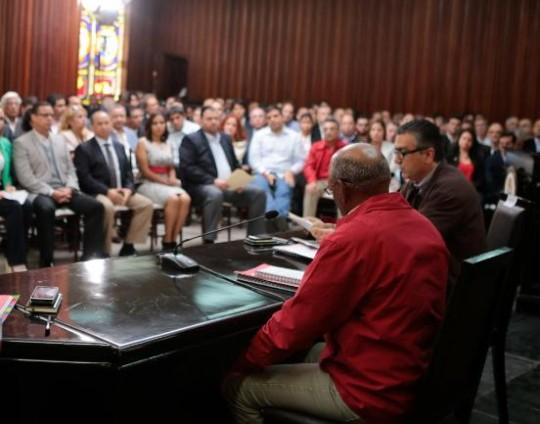 Foto: Prensa Vicepresidencia