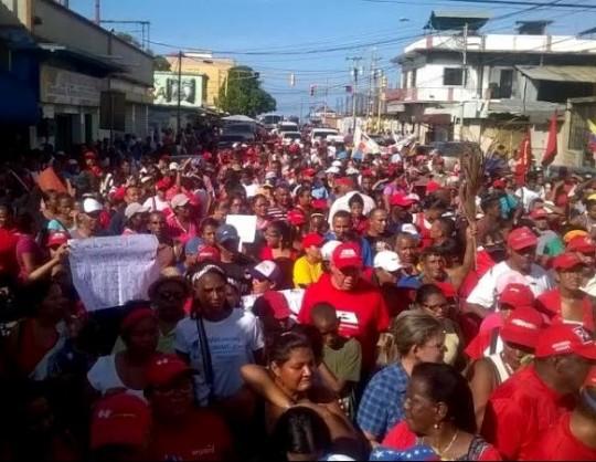Fotos: PSUV Miranda